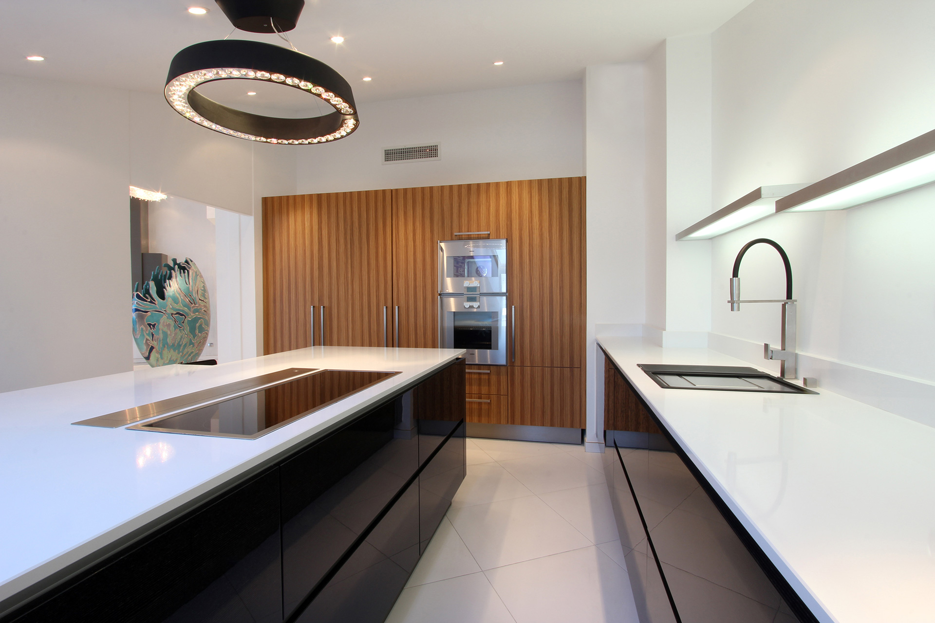 Cuisiniste exclusif de la marque italienne Zampieri et allemande Hofemeier,  je vous accompagne dans la création de votre cuisine