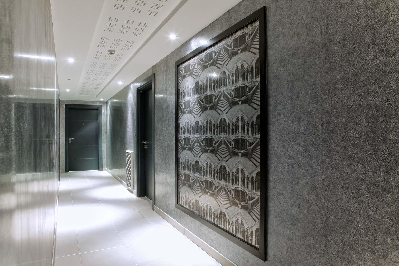 Hall D Entrée Moderne halls d'immeuble archives - codadesign - design d'intérieur
